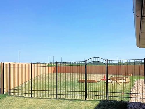 Perimeter Fence Design Fencing dallas fence installation fort worth wood vinyl wrought iron fencing dallas workwithnaturefo