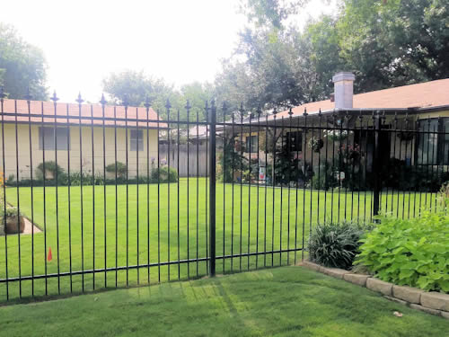Wrought Iron Fencing Fort Worth